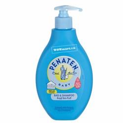 Sữa tắm gội cho bé Penaten 400ml Wowmart VN