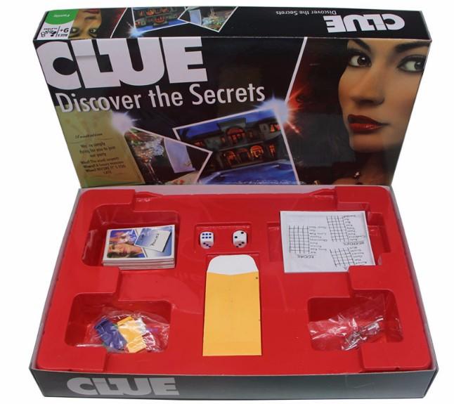 CLUE- VỤ ÁN TRONG BIỆT THỰ 1