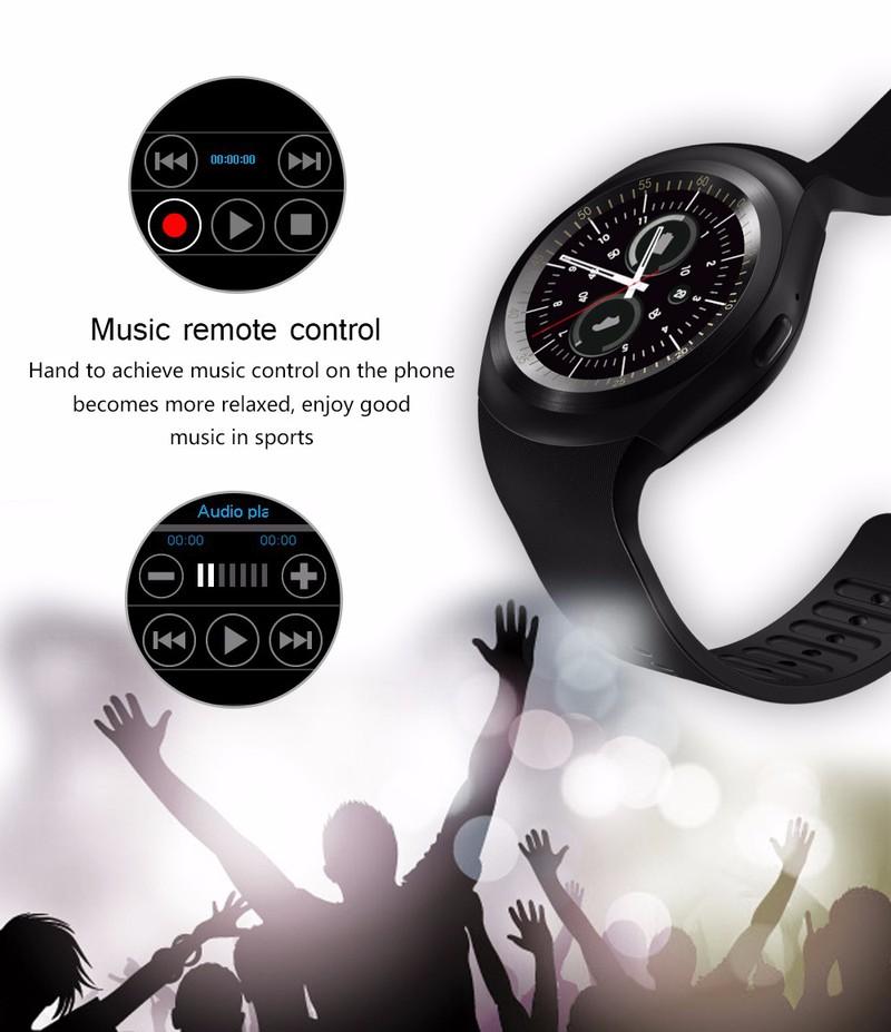 Đồng hồ Thông Minh Y1 6