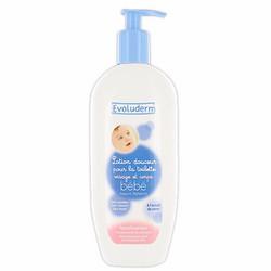 Sữa tắm gội trẻ em Evoluderm Bebe Pháp 500ml Wowmart VN