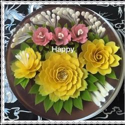 Bánh rau câu sinh nhật 3D - RC004