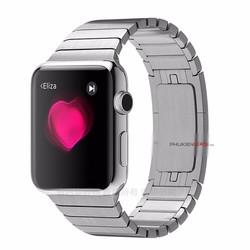 Dây đồng hồ Apple Watch 42mm thép không gỉ hiệu BHO