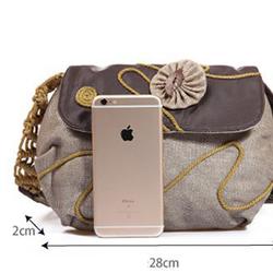 Túi xách đeo chéo nữ BÈO