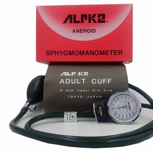 Máy huyết áp và ống nghe cơ ALPK2