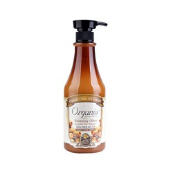 Dầu gội chống rụng tóc ORGANIA Olive Hair Shampoo Relaxing 750ml