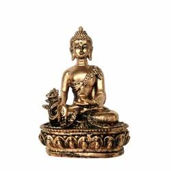 Tượng Đá Phật Thái N2 - Nhũ Đồng