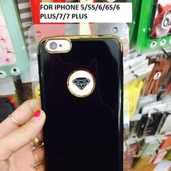 ốp silicon đen IPhone 5s