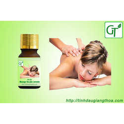 Tinh dầu massage thư giãn - Oải Hương