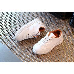 Giày sneaker bé trai và bé gái Z-38 trắng