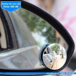 Gương cầu tròn xóa điểm mù ô tô