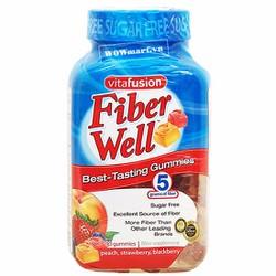 Kẹo dẻo bổ sung chất xơ Vitafusion Fiber Well 220 viên Wowmart VN