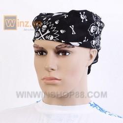 Khăn turban hình đầu lâu cung cấp bởi WinWinShop88