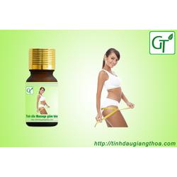 Tinh dầu massage giảm béo