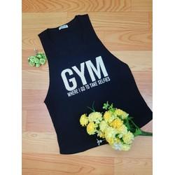 Áo Tanktop Gym Cho Girl