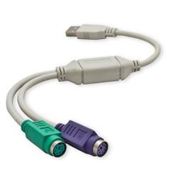 CÁP CHUYỂN USB RA PS2