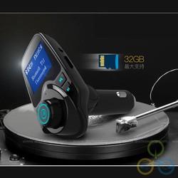 Tẩu Bluetooth nghe MP3 và điện thoại T11