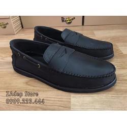 giày da nam timberland màu đen