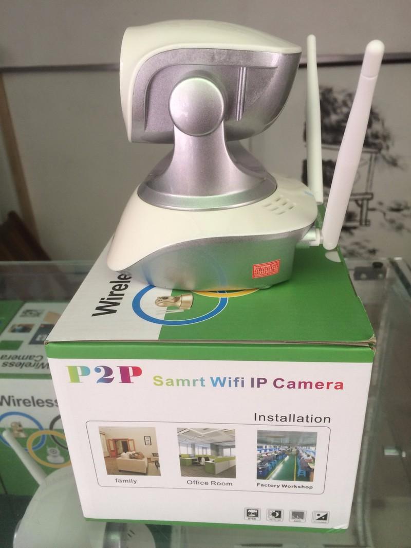 CAMERA KHÔNG DÂY IP WIFI HS-6100 Siêu Nét 360 ĐỘ FULL HD1080P 3