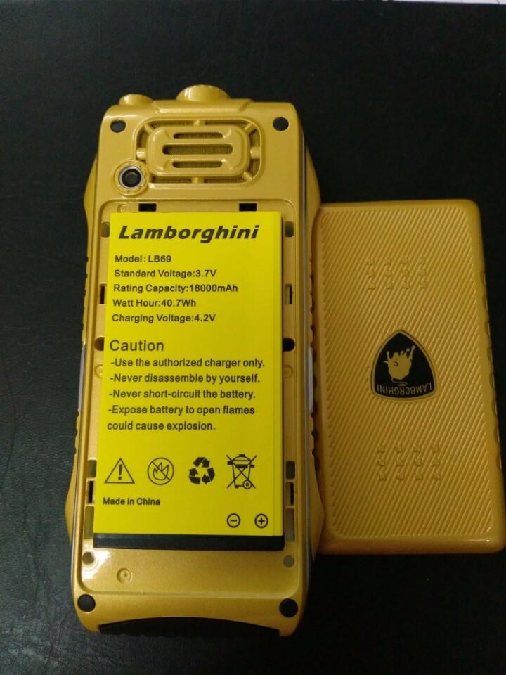 Điện Thoại Lamborgini 3