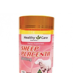 Viên uống nhau thai cừu Sheep Placenta 5000mg