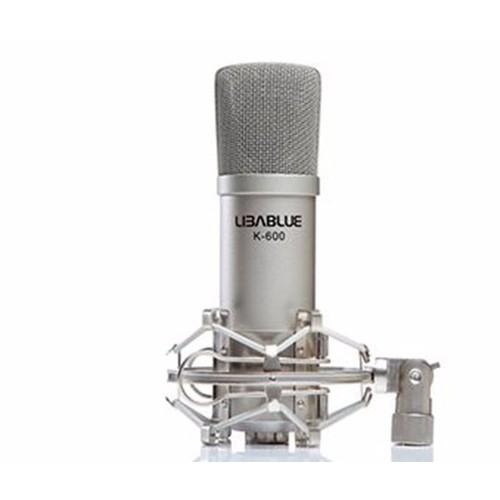 Micro hát karaoke cho máy tính - LibaBlue K-600 Bạc - 4202714 , 5232361 , 15_5232361 , 650000 , Micro-hat-karaoke-cho-may-tinh-LibaBlue-K-600-Bac-15_5232361 , sendo.vn , Micro hát karaoke cho máy tính - LibaBlue K-600 Bạc