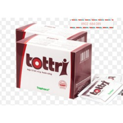 TOTTRI- Hỗ trợ điều trị bệnh Trĩ