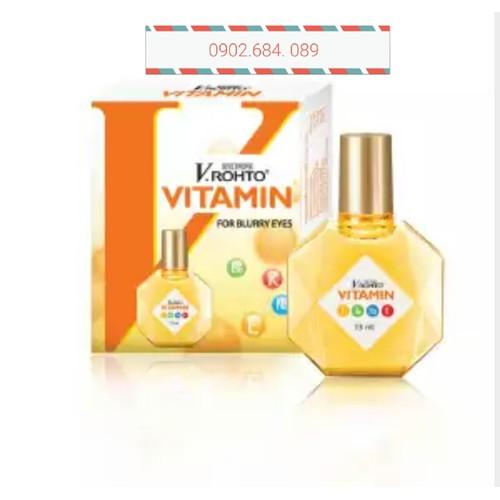 Dung dịch nhỏ mắt Vroto Vitamin - 4202157 , 5229637 , 15_5229637 , 44000 , Dung-dich-nho-mat-Vroto-Vitamin-15_5229637 , sendo.vn , Dung dịch nhỏ mắt Vroto Vitamin