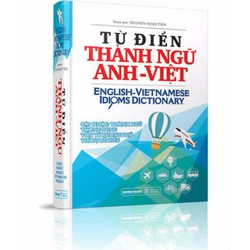 Từ điển thành ngữ Anh - Việt