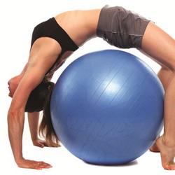 Bòng cao su tập gym, bóng yoga 85CM BCS03