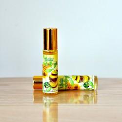 Dầu lăn thảo mộc vàng Green Herb Yellow Embrocations Thailand
