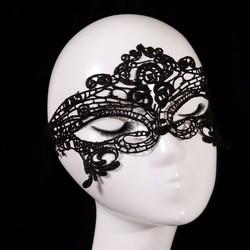 Mặt nạ ren đen thời trang bí ẩn quyến rũ sang trọng MJ5001