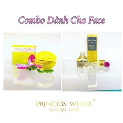 serum của Princess white