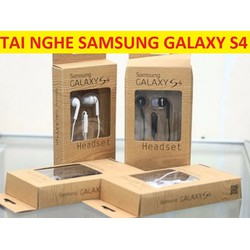 TAI NGHE GALAXY S4