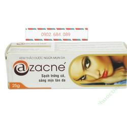 Kem thảo dược trị mụn trứng cá Azacne