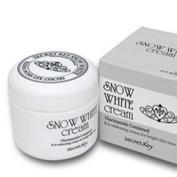 Kem Dưỡng Trắng Sáng Da Snow White Cream Secret Key