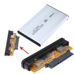BOX Ổ CỨNG 2.5 SATA USB 2.0
