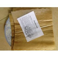 Vỏ bánh đa nem Hà Tĩnh