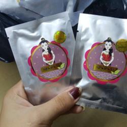 Thuốc nở ngực cô gái Yachan Thái Lan HOT 2017