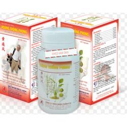 Viên hỗ trợ điều trị gout HOÀNG THỐNG PHONG