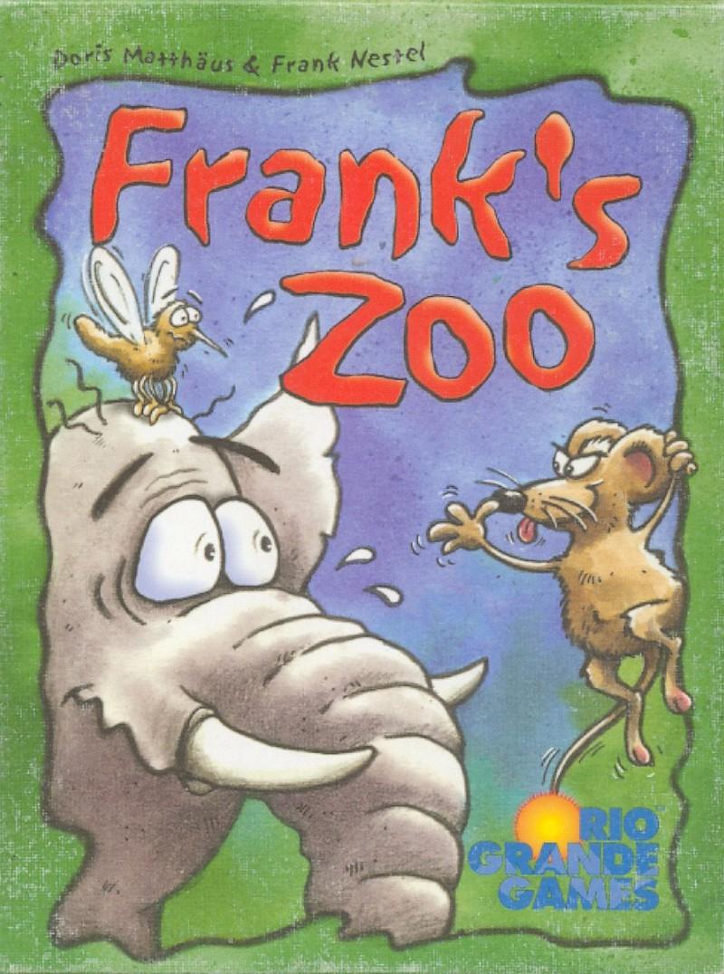 FRANK ZOO- SỞ THÚ CỦA FRANK 1