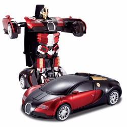 Xe robot biến hình, Robot transformers  , xe điều khiển robot