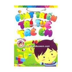 Bộ túi - Phát triển trí tuệ trẻ em - 10 cuốn