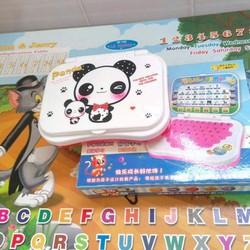 Laptop mini học tiếng Anh và tiếng Hoa cho bé
