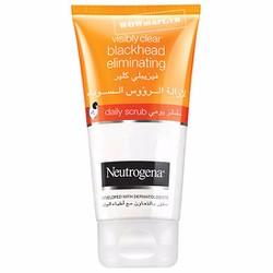 Sữa rửa mặt Neutrogena Blackhead Eliminating 150ml Wowmart VN