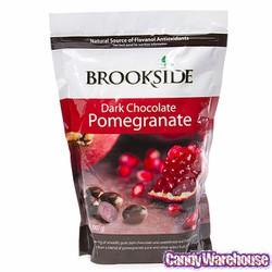 Brookside dark chocolate Pomegrante