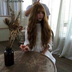 tóc bộ Nhật bấm xù chuyên sỉ