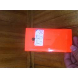 Vỏ nắp pin cho Nokia- Lumia 730 màu cam
