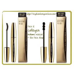 Mascara Collagen The Face Shop. Face It Volume