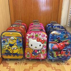 Bộ vali kéo trẻ em