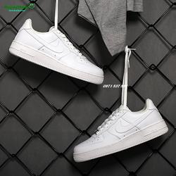 Giày Sneaker Air Force trắng full